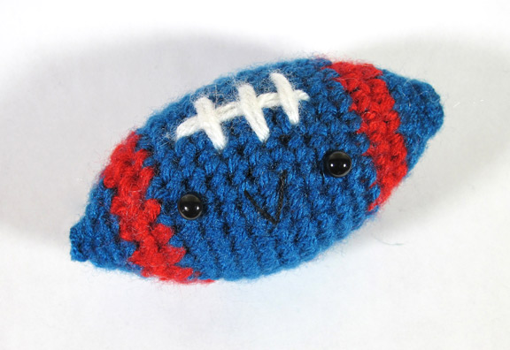 Amigurumi Football