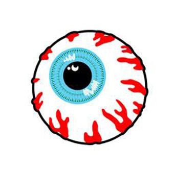 mishka eyeball